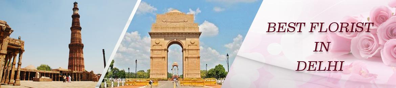 Flowers to Delhi