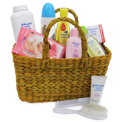 Johnson's Baby Hamper