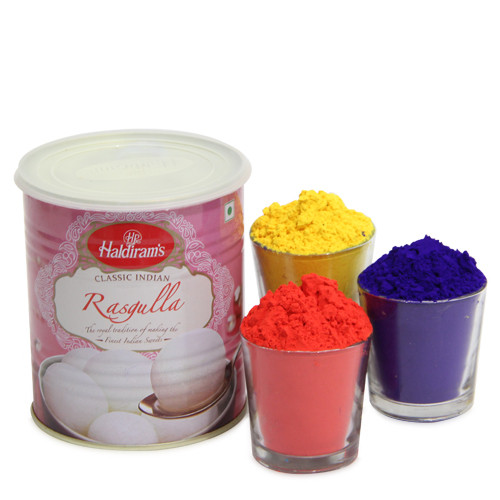 Holi Flavour