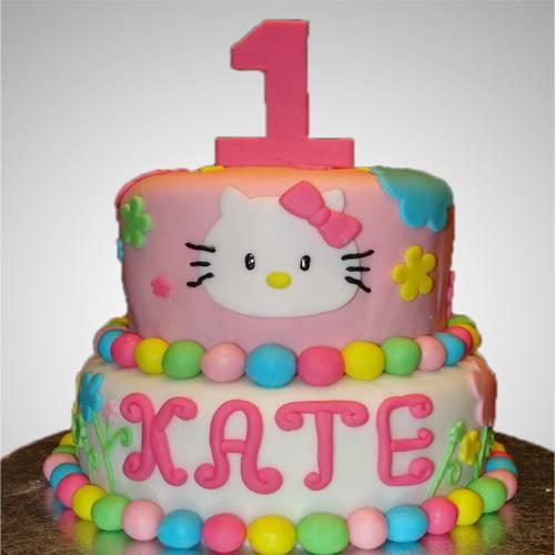 1st Year Cake