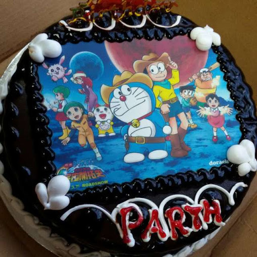 Cartoon Cake