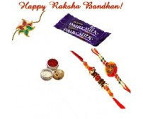 2 Chocolates N 2 Rakhi