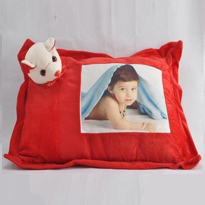 Baby Personalize Photo Cusion