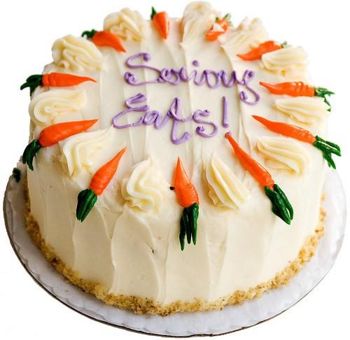 1Kg Carrot Cake