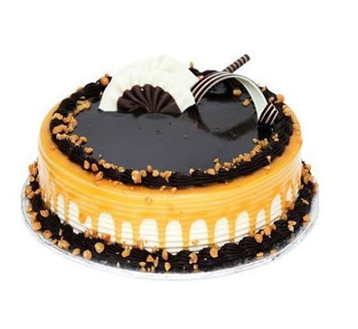Choco Butter Scotch Cake