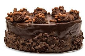 1 kg Crunchy Chocolaty Cake