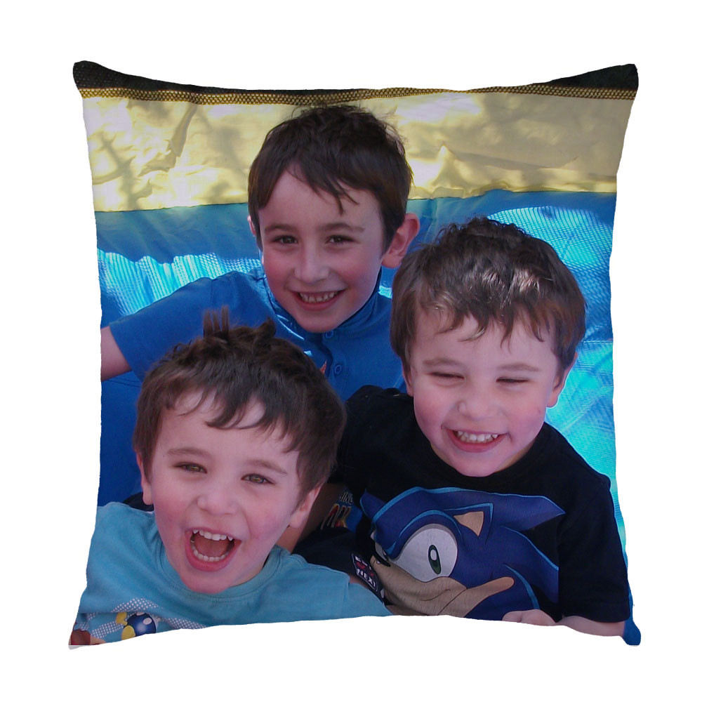 Personalise Photo Cushion