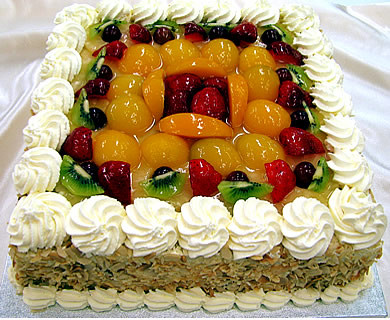 Flavourful Fruit Cake - 1KG