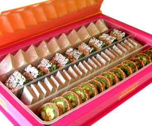 Assorted Mithai Box