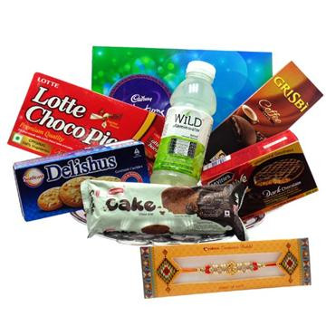 Rakhi Cookies Hamper
