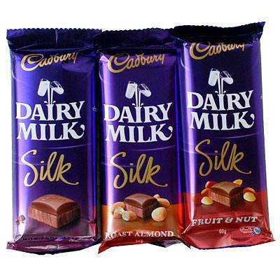 Dairy Milk Silk