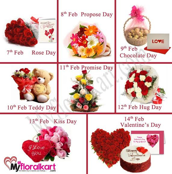 Valentine week Hamper
