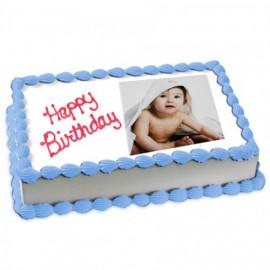 1KG PHOTO CAKE VANILLA
