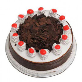 1 KG Eggless Blackforest Cake