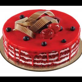 1kg Yummy Red Velvet Cake