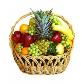 Delicious Fruit Basket