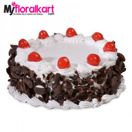 The Valentine Black Forest Cake