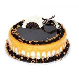Choco Butter Scotch Cake