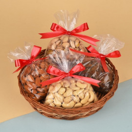 Healthy Wish 1 kgs Dry fruits