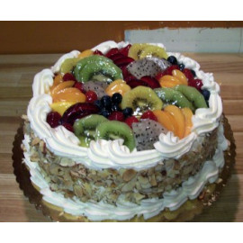 Eggless Fruit Cake - 1KG