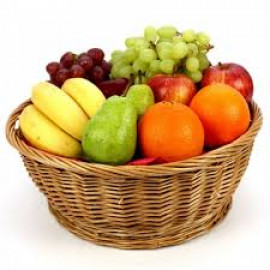 3Kg Fruit basket