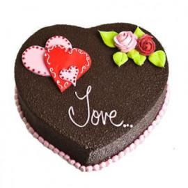 Heart Shape Chocolate Truffle