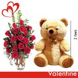 Hug for my valentine !