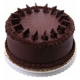 KING CHOCOLATE TRUFFLE CAKE