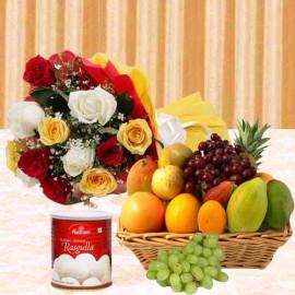 Fresh Gift To India