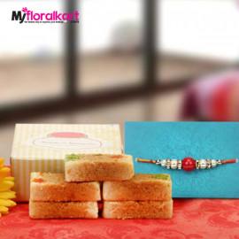 Cake for celebrating Raksha Bandhan