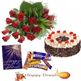 Sparkling Smiles On Diwali