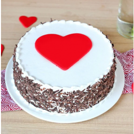 Stealing Heart Black Forest Cake 1kg