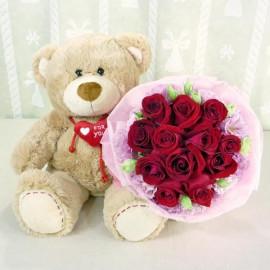 Teddy Heart