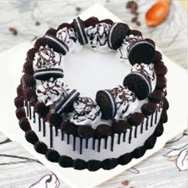 Thrilled Oreo Cake