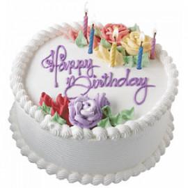 Eggless Vanila Cake - 1 KG
