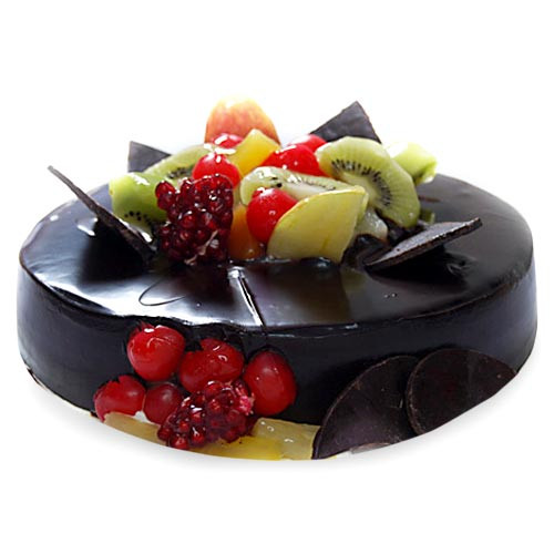 1 KG - Fruit Cake Eggless