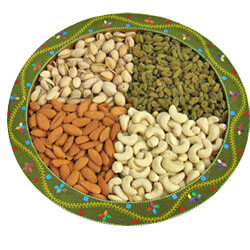 2 Kg Dry Fruits Basket