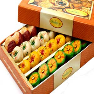 Sugarfree Assorted Mithai Box