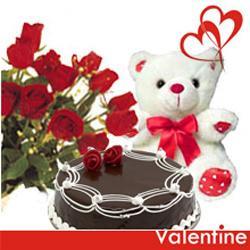 A Valentine Love Treat