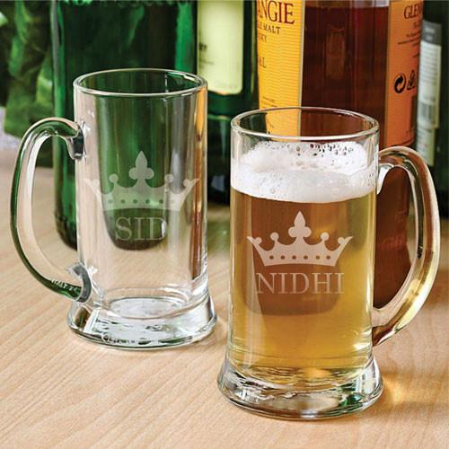 Personalize Beer Mug