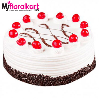 2kg Black Forest Cake -A Gift For Someone You Love