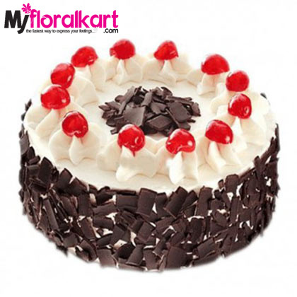 White Chocolate Blackforest Dreams