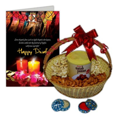 Diwali with Dry Fruits