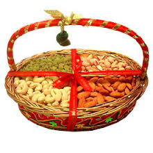Basket of Dry Fruits