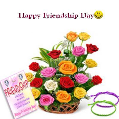 Roses Bouquet 4 Friend