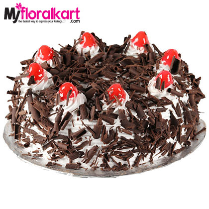 2kg Black Forest Delicious Cakes For All Occasions